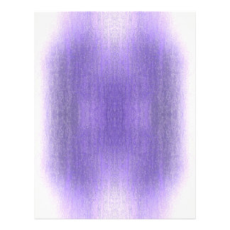 Rainy Glass with Snow Violet 21.5 Cm X 28 Cm Flyer
