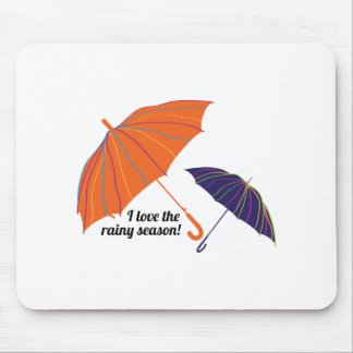 Rainy Season Mouse Pads
