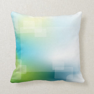 Rainy Window Abstract  American MoJo Pillow Throw Cushions