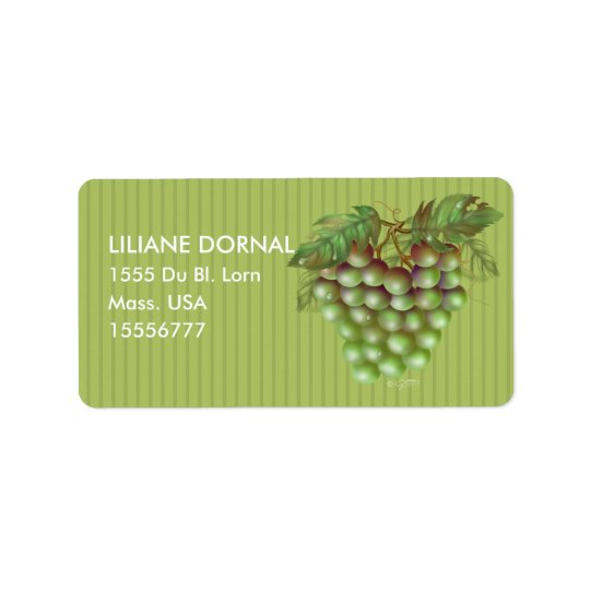 RAISAIN BESTAddress Labels