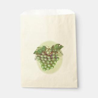RAISAIN FRUIT  bag Ecru Favor Favour Bags