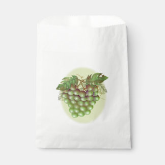 RAISAIN FRUIT  bag White Favor