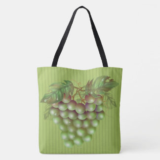 RAISAIN GRAPES  All-Over-Print Tote Bag L