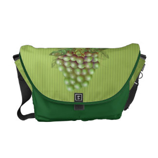 RAISAIN GRAPES  Rickshaw MEDIUM Messenger Bag