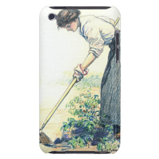 Raise What You Eat 1917 Barely There iPod Covers