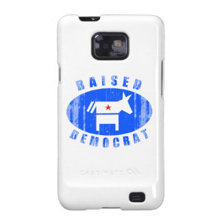 Raised Democrat Faded.png Samsung Galaxy Cases