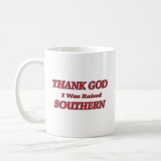 Raised Southern Coffee Mug