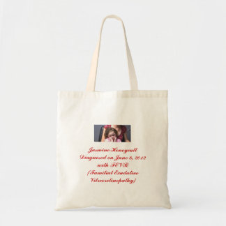 Raising Funds for Jas Tote Bag