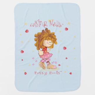 Raising Maddie Bossy Boots Blanket