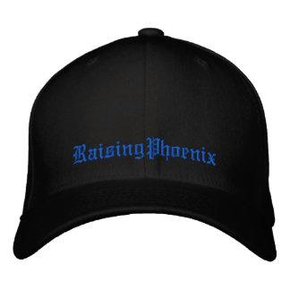 Raising Phoenix Old English Hat Baseball Cap