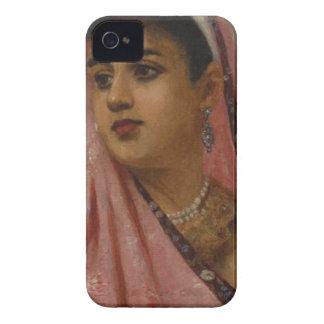 Raja_Ravi_Varma,_The_Parsee_Lady Case-Mate iPhone 4 Case