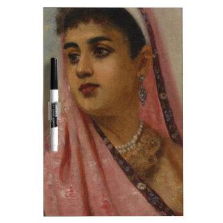 Raja_Ravi_Varma,_The_Parsee_Lady Dry Erase Whiteboards