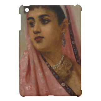 Raja_Ravi_Varma,_The_Parsee_Lady iPad Mini Cover