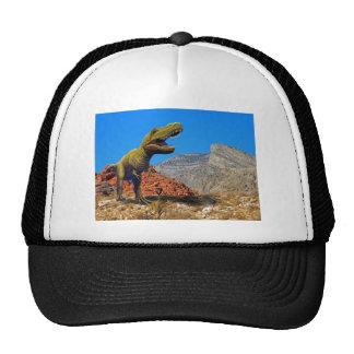 Rajasarus Dinosaur Mesh Hats