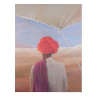 Rajasthan farmer 2012 postcard