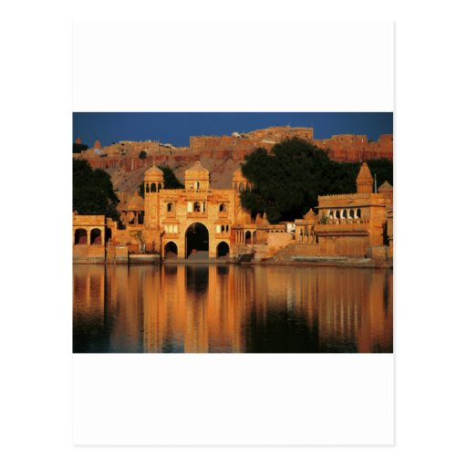 Rajasthan India Postcards