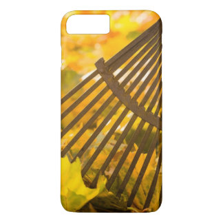 Rake And Leafs iPhone 8 Plus/7 Plus Case