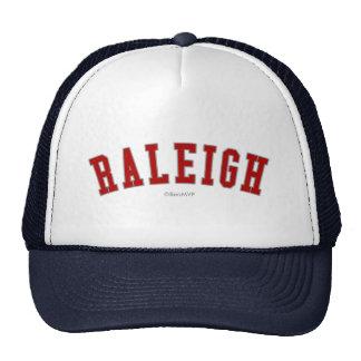 Raleigh Cap