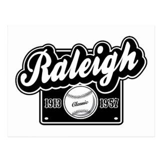 Raleigh Classic Postcard