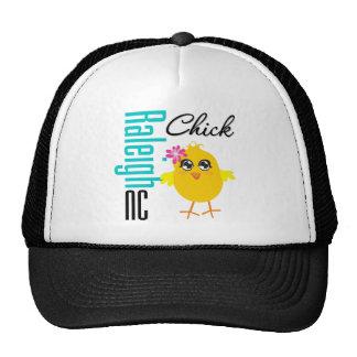 Raleigh NC Chick Mesh Hats