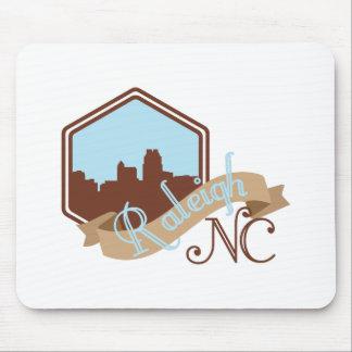 Raleigh NC Mouse Pad