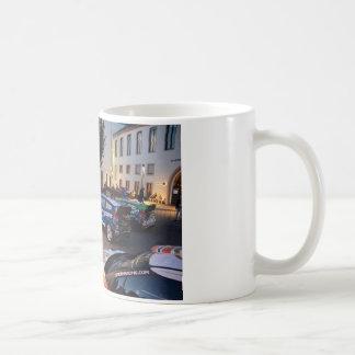 Rally Cars Coffee Mug