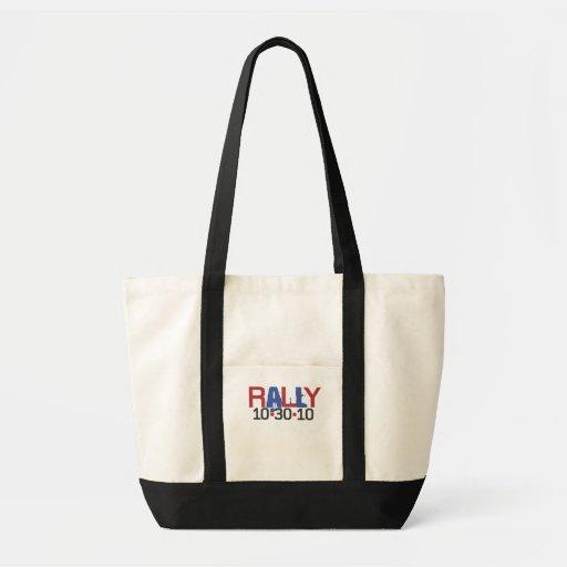 Rally for Sanity Tote Bag