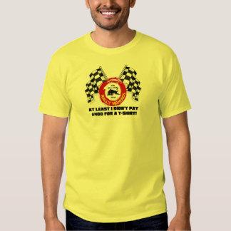 Rally Maniacs Wacky T-shirt! T-shirt
