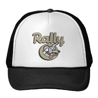 Rally-O 1B Trucker Hat