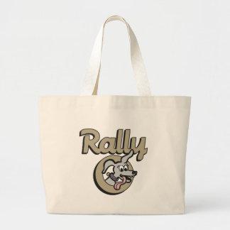 Rally-O 1B Jumbo Tote Bag