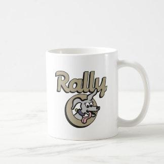 Rally-O 1B Coffee Mugs