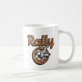 Rally-O 2B Basic White Mug