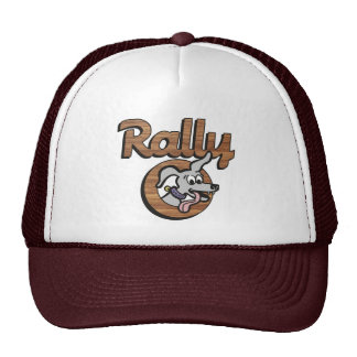Rally-O 2B Mesh Hats