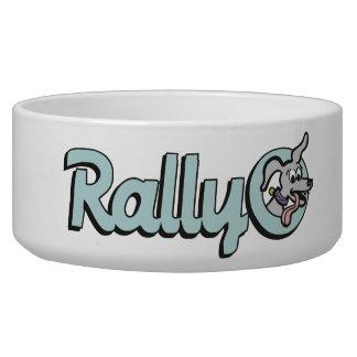 Rally-O 3 Dog Bowl