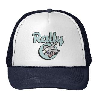 Rally-O 3B Mesh Hats