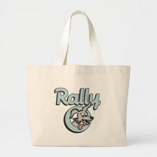 Rally-O 3B Jumbo Tote Bag