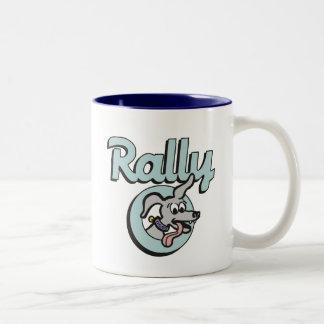 Rally-O 3B Two-Tone Mug
