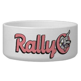 Rally-O 4 Dog Bowl