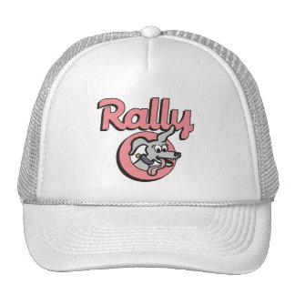 Rally-O 4B Hats