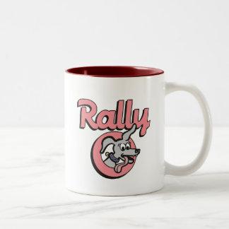 Rally-O 4B Two-Tone Mug