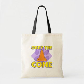 Rally-O Obey the Cone Canvas Bags