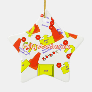 Rally-O ornament