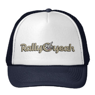 Rally-O-yeah 1 Mesh Hat