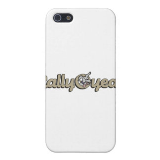 Rally-O-yeah 1 iPhone 5 Case