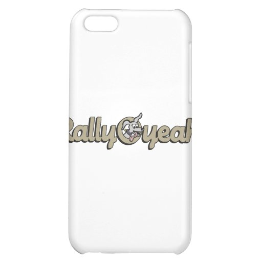 Rally-O-yeah 1 Cover For iPhone 5C