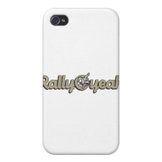 Rally-O-yeah 1 iPhone 4 Cases