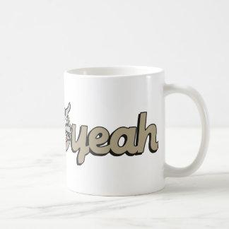 Rally-O-yeah 1 Classic White Coffee Mug