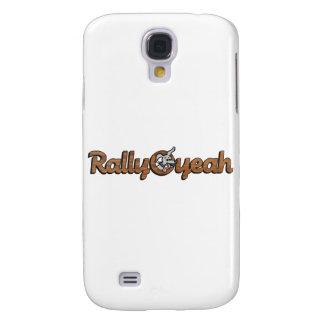 Rally-O-yeah 2 Galaxy S4 Case