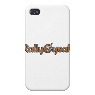Rally-O-yeah 2 Covers For iPhone 4