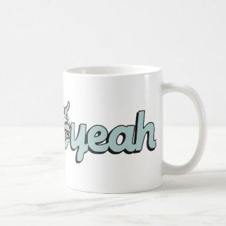 Rally-O-yeah 3 Basic White Mug